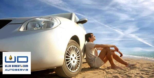 Auto klima - punjenje