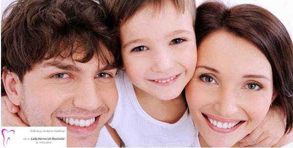 Pečaćenje 2 zuba - spriječite prvi karijes djeteta