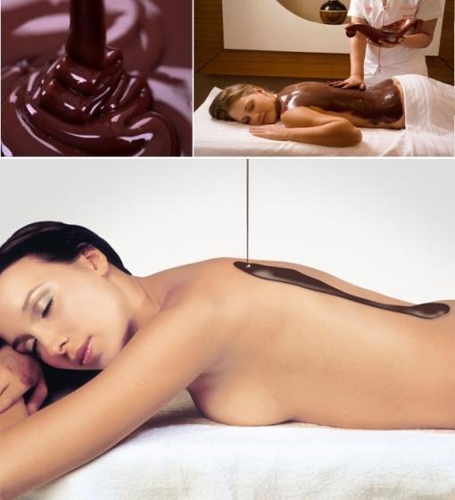 Masaža čokoladom - 90 minuta čistog užitka u centru grada za samo 72 kn. Rezultat? Čokoladno sjajna, čvrsta i glatka koža :)