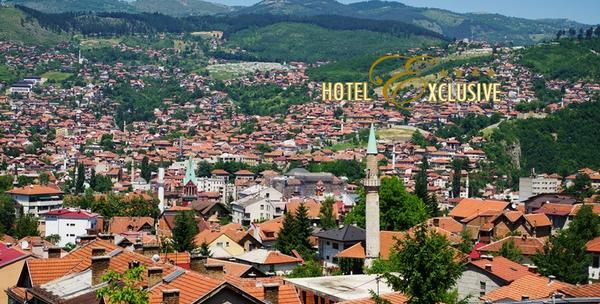 Sarajevo - 2 ili 3 dana s doručkom za dvoje u hotelu****