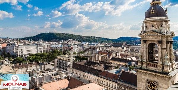 Budimpešta - garantirani polazak 6.4. s prijevozom