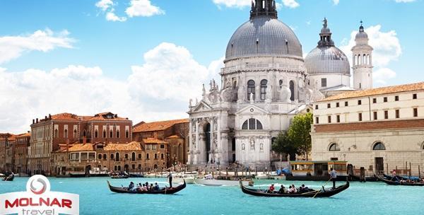 Venecija, 18.4. - 2 dana