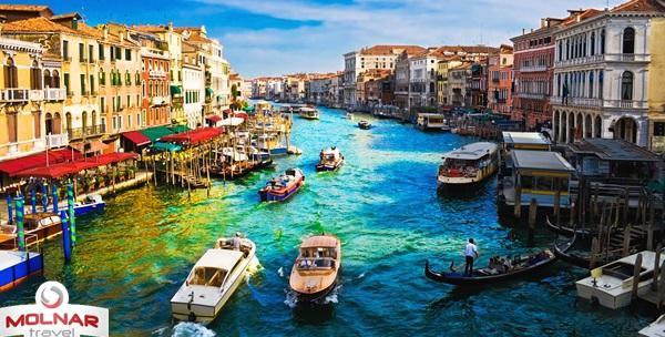Venecija, polazak 28.3., 6.4. ili 25.4 - prijevoz, 1 osoba