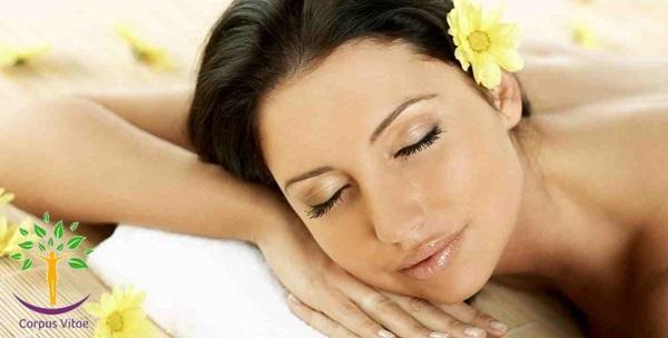 Relax masaža cijelog tijela čokoladom i kokosovim maslacem