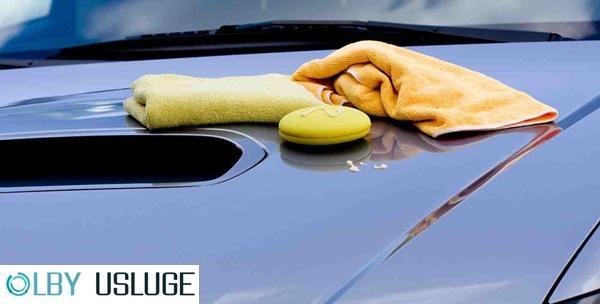 Kemijsko čišćenje automobila s dolaskom na kućnu adresu