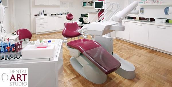 2 plombe i stomatološki pregled u Dental Art Studiju