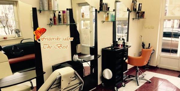 3 fen frizure u novootvorenom frizerskom salonu The Best