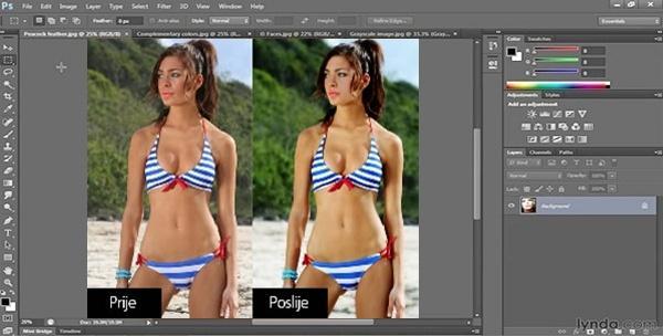 Photoshop - 8h početnog tečaja obrade digitalne fotografije