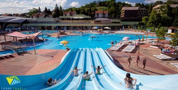 Terme Tuhelj - cjelodnevno kupanje na bazenima