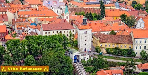 Zagreb, Villa Antunovac*** - 3 dana za dvije osobe