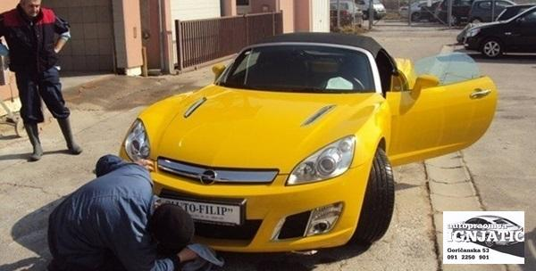 Vanjsko i unutarnje pranje vozila i čišćenje sjedala