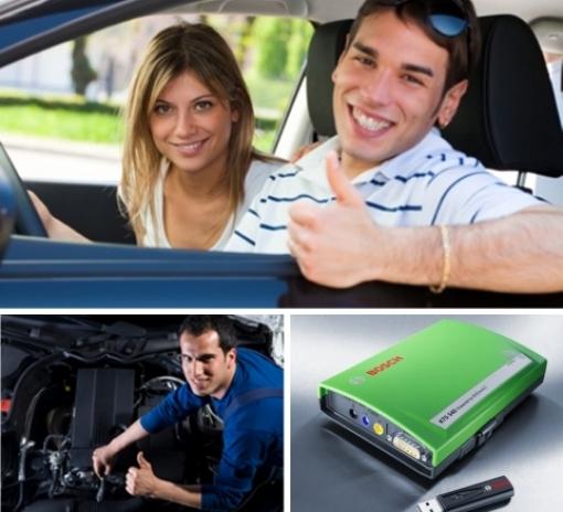 Kompjuterska dijagnostika i kompletni pregled vozila za samo 95kn umjesto 250kn - pripremite Vašeg limenog ljubimca za tehnički pregled