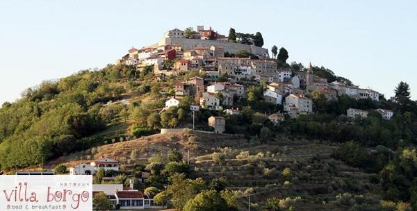 Motovun, Villa Borgo - 3 dana s doručkom