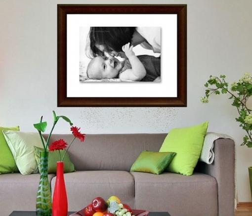 Pretvorite najdražu fotografiju u sliku na platnu dimenzija 60x50 cm za 145 kn umjesto 350 kn - ukrasite zid jedinstvenim uspomenama