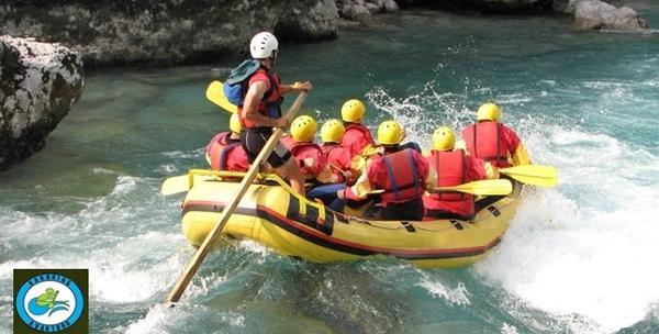 Rafting na Mrežnici - cjelodnevna avantura s uključenom opre