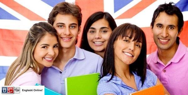 Online tečaj engleskog - 60 sati BLC4U tečaja
