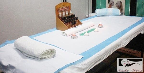 4 ručne anticelulitne masaže u trajanju 30 minuta