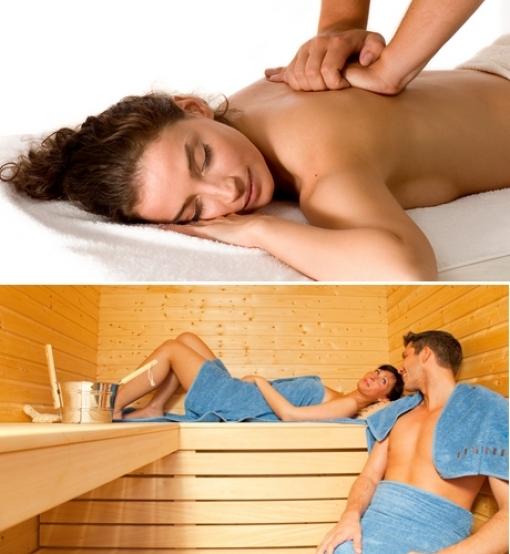 Tri sportsko-medicinske parcijalne masaže i tri cjelodnevna korištenja saune za samo 95kn umjesto 450kn - ugodna relaksacija za sve