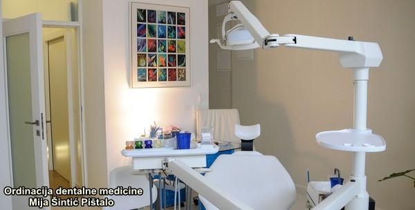 Plomba - 1 ili 2 uz čišćenje zubnog kamenca, poliranje
