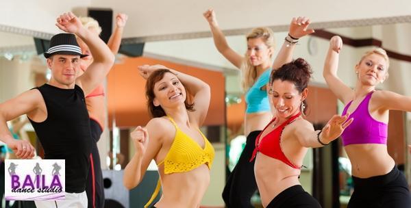 Zumba fitness - mjesečna članarina