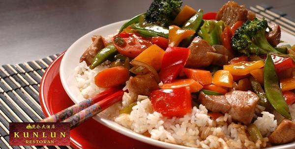 Kineska kuhinja za dvoje - predjelo, glavno jelo i desert
