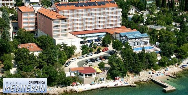 Crikvenica, Hotel Mediteran*** - 6 ili 8 dana