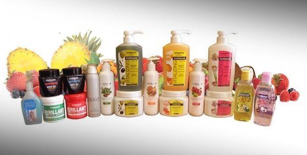 17 Farmasi proizvoda za kosu, tijelo i nokte