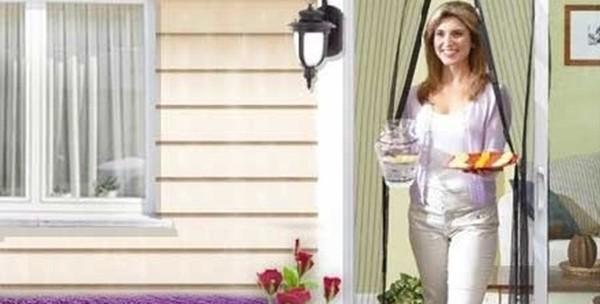 Mreža za vrata protiv insekata