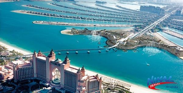 Dubai, Abu Dhabi, Al Ain - 8 dana s povratnim letom