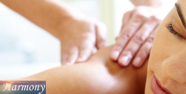 Čišćenje leđa i masaža