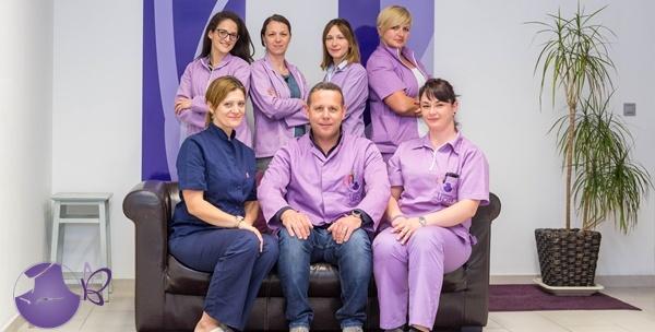 Estetska korekcija nosa uz konzultacije, smještaj, operaciju