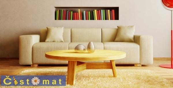 Kemijsko čišćenje stambenog prostora