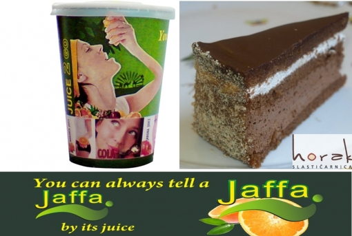 Dvije kriške torte Nera i dva Jaffa soka po izboru za samo 12kn umjesto 38kn - zasladite se u slastičarnici Horak