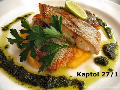 Ručak ili večera za dvije osobe u restoranu Ribarski Brevijar za 75kn umjesto 150kn - uživajte u vrhunskoj kuhinji na Kaptolu
