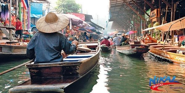 Tajland****, kružno putovanje - 9 dana s povratnim letom