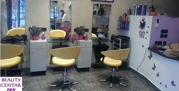 Bojanje, šišanje, fen frizura za 125kn!