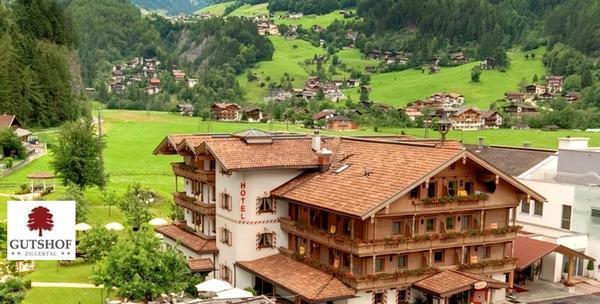 Austrija, Hotel Gutshof Zillertal**** - 3, 4 ili 6 wellness