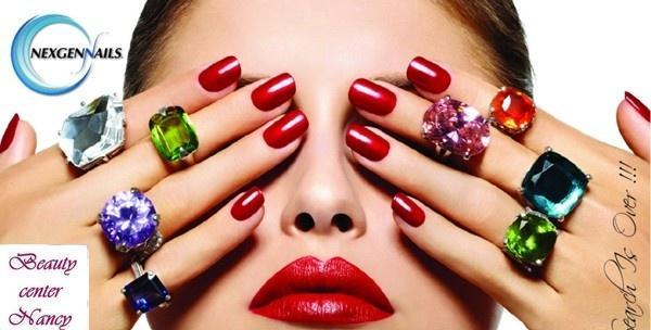 Manikura s trajnim lakom - NexGen Nails za prirodne nokte