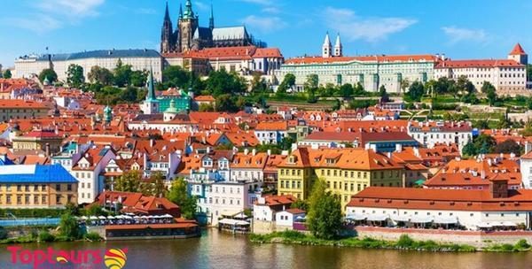 Prag i češki dvorci - 4 dana i doručak u hotelu***, prijevoz