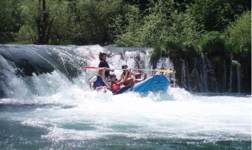 Rafting na mrežnici za samo 95kn