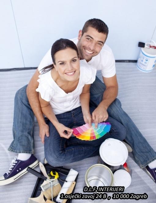 Prepustite profesionalncima bojanje Vašeg doma