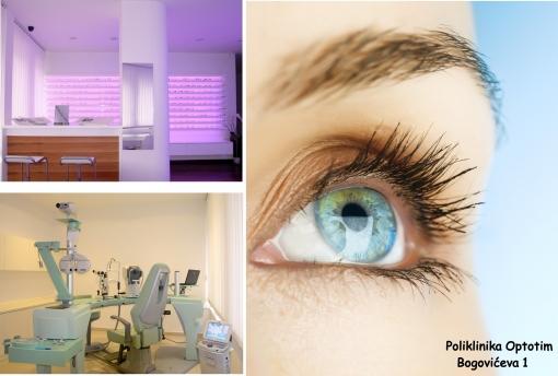 Kompletan oftalmološki pregled za 95kn