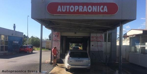 Kemijsko čišćenje cijelog automobila