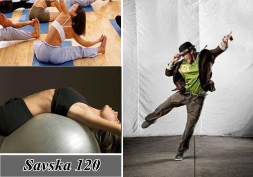 Centar za ples, sport i fitness Savska