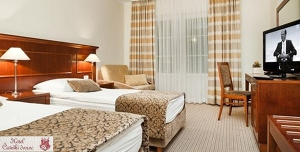 Hotel Čateški**** - 3 dana s polupansionom za dvoje