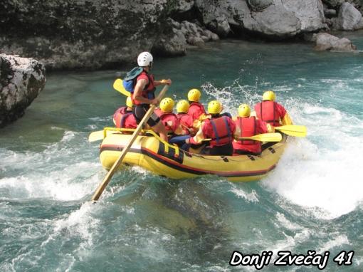 Rafting na Mrežnici za 110kn