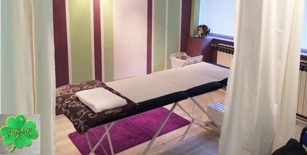 2 medicinske parcijalne masaže