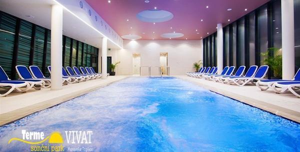 Terme Vivat****, Slovenija - 3 dana wellness