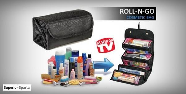 Kozmetička torbica Roll N Go
