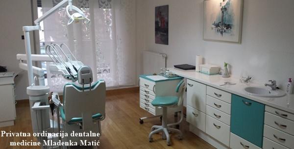 Plomba, čišćenje zubnog kamenca, poliranje, fluoridacija, interdentalno čišćenje i pregled